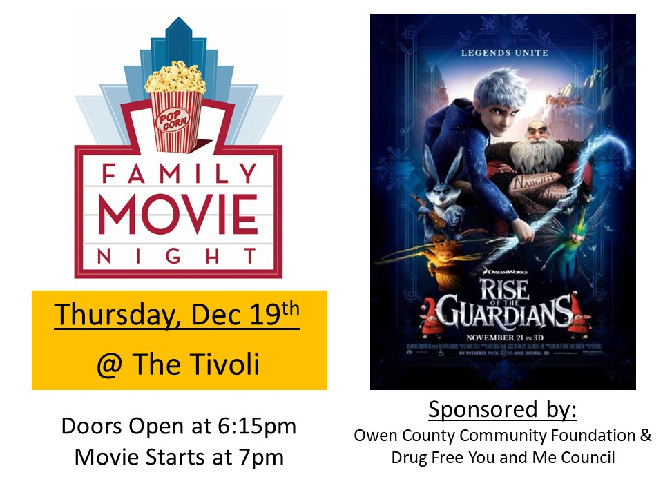 december family movie night